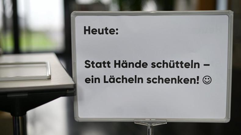 """Deutschland: """"Öffentliche Einrichtungen müssen sich auf Notfallsituationen vorbereiten"""""""