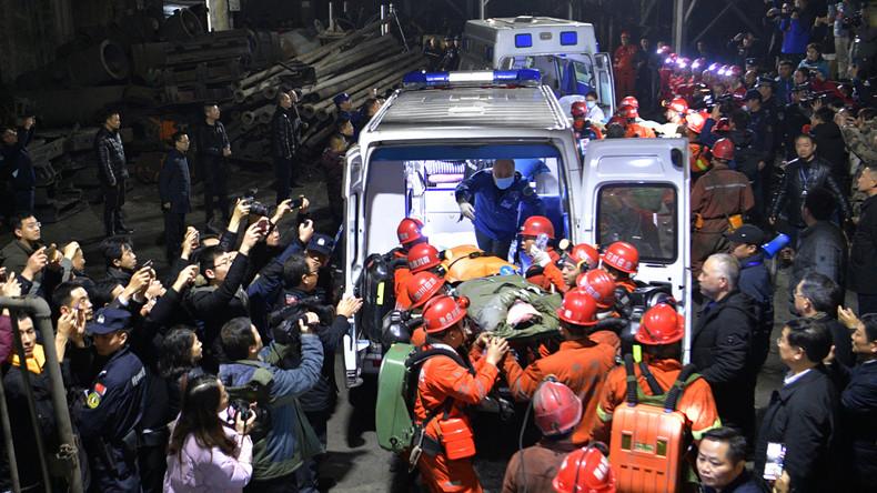 Coronavirus: Quarantäne-Hotel in China eingestürzt – Dutzende Menschen verschüttet