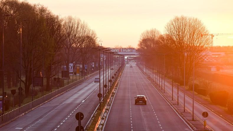 Corona: Sperrgebiete in Italien und Verzehnfachung der Fälle in Deutschland in einer Woche