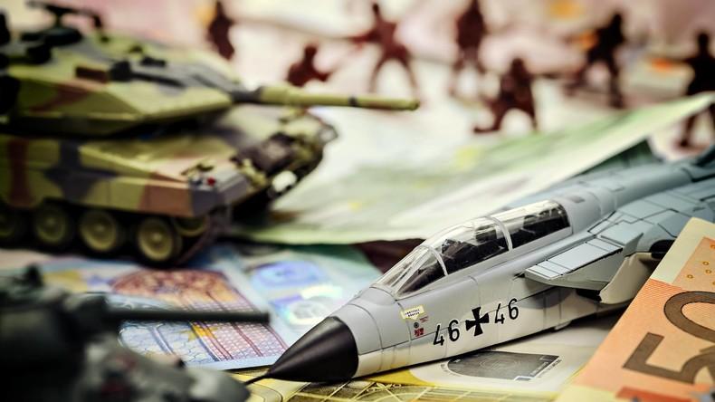 Rüstungsexporte: USA bauen Spitzenplatz aus – Russische Ausfuhren nach Syrien drastisch gesunken