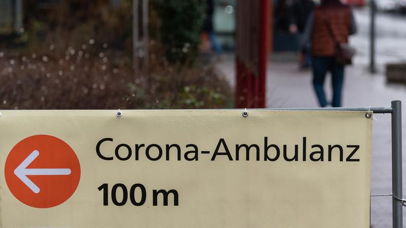 Schon über tausend Corona-Infektionen in Deutschland: Dax sackt ab