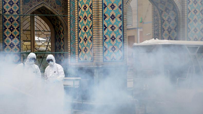 Um Coronavirus einzudämmen: Teheran schickt 70.000 Häftlinge nach Hause