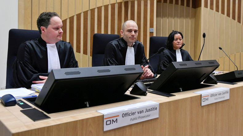 MH17-Strafprozess in den Niederlanden hat begonnen – Anonyme Zeugen sollen aussagen (Video)