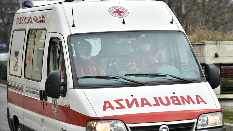 Italien: Rund hundert Coronavirus-Tote in 24 Stunden – Sperrmaßnahmen aufs ganze Land ausgeweitet