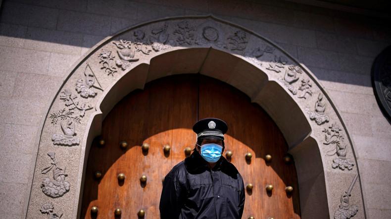 Corona-Krise: Niedrigster Anstieg der Infektionen in China seit Ausbruch der Epidemie