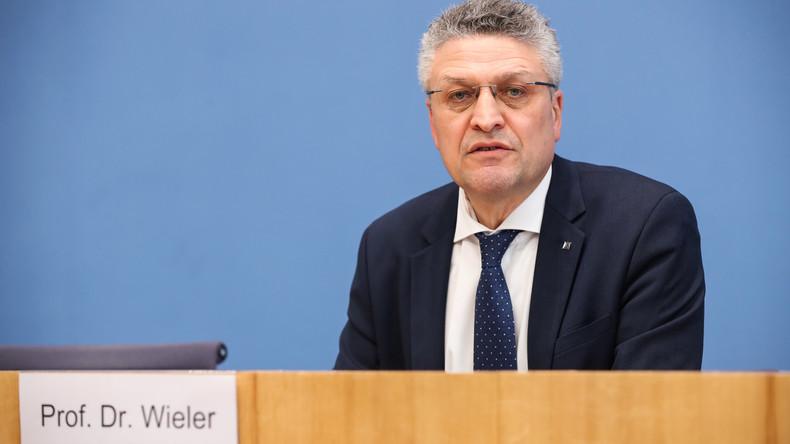 LIVE: Pressekonferenz in Berlin zum Coronavirus