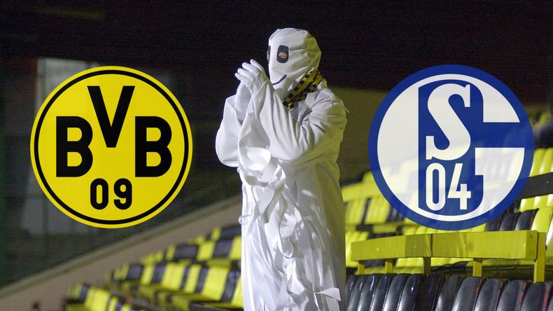 Coronavirus: Fußball-Revierderby zwischen Dortmund und Schalke ohne Zuschauer