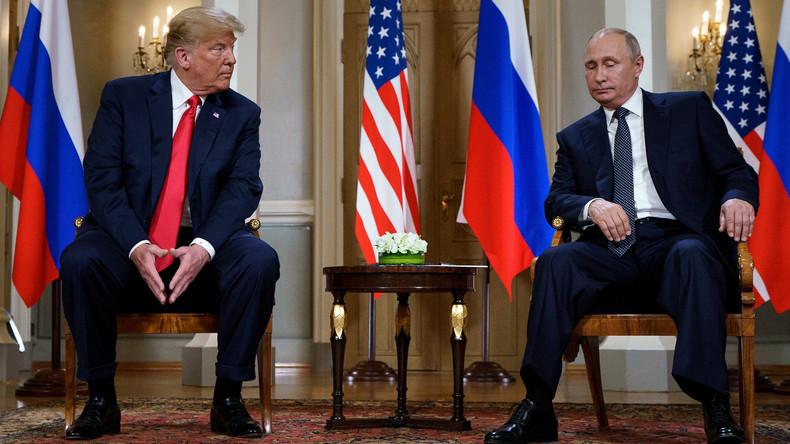 Kreml: Trump kommt nicht zum 75. Jahrestag des Sieges über Nazi-Deutschland nach Moskau