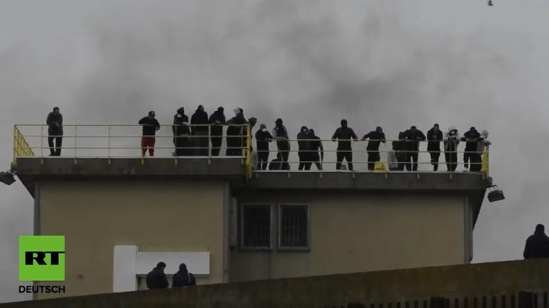 Italien: Unruhen in Gefängnissen wegen Coronavirus dauern an
