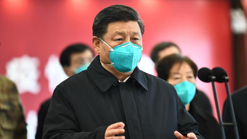 Corona-Hochburg Wuhan: Alle provisorischen Krankenhäuser geschlossen – Präsident Xi zu Besuch
