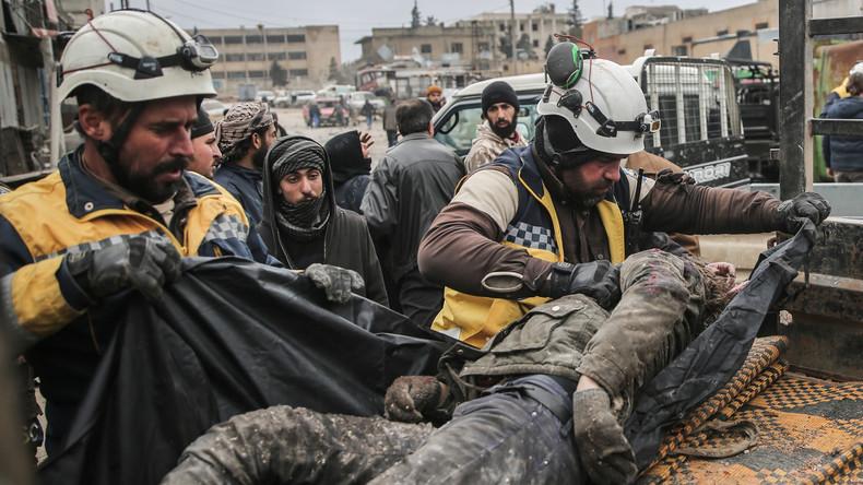 UN-Bericht über Syrien stellt Unschuldsvermutung auf den Kopf: Terroristen als Opfer