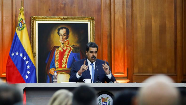 Venezuela: Maduro fordert von Opposition ein Ende der Politisierung des Coronavirus