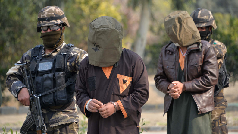 Afghanische Regierung lässt gefangene Taliban als Teil des Abkommens mit den USA frei
