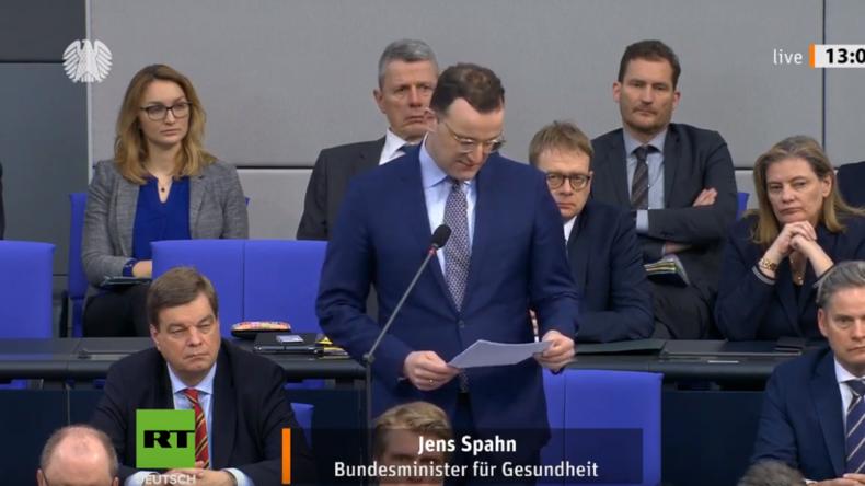 LIVE: 151. Sitzung des Deutschen Bundestages - Befragung der Bundesregierung