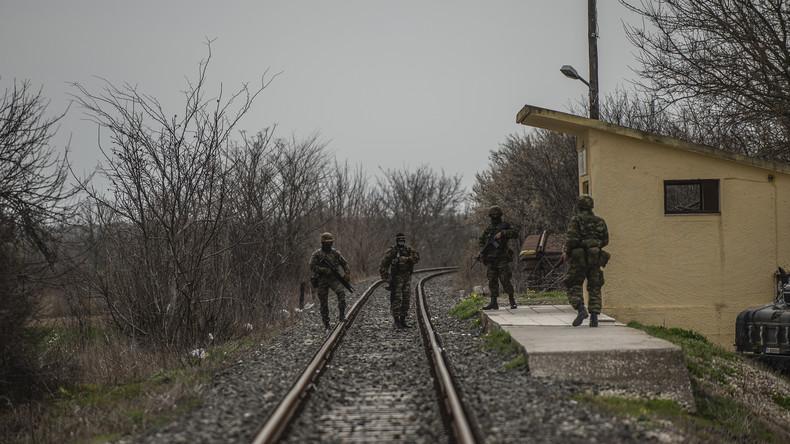 Geheime Internierungslager für Migranten in Griechenland?