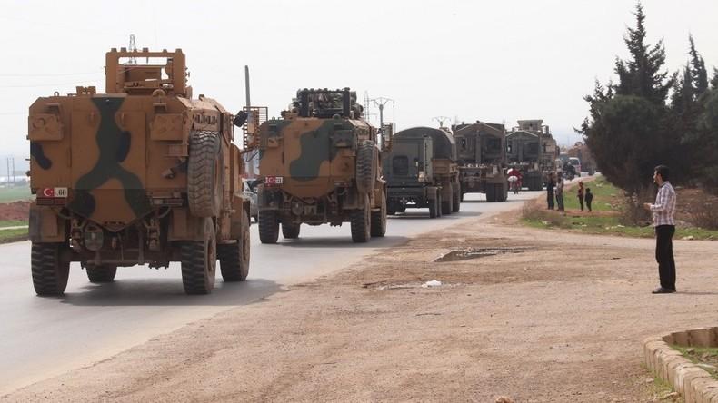 Sollte Waffenstillstand in Idlib scheitern: Erdoğan droht Damaskus mit härteren Vergeltungsmaßnahmen