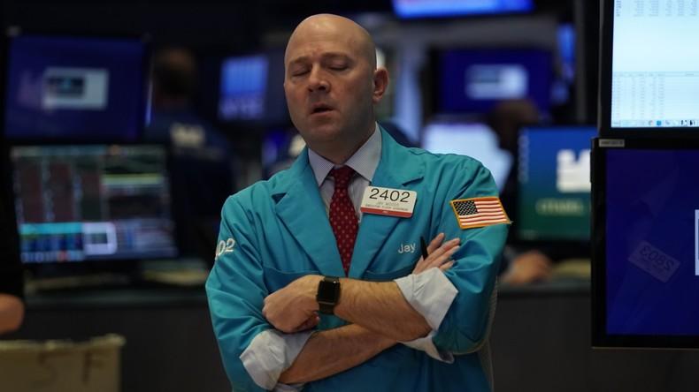 Die Finanzkrise von 2008 wiederholt sich – nur schlimmer (Video)