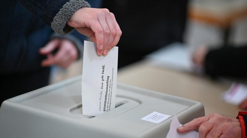 USA: Aktivisten fordern Wahlbeobachter der OAS für Vorwahlen der Demokraten (Video)