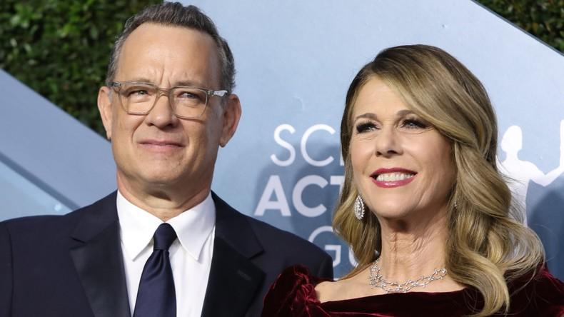 Tom Hanks und seine Ehefrau mit Coronavirus infiziert
