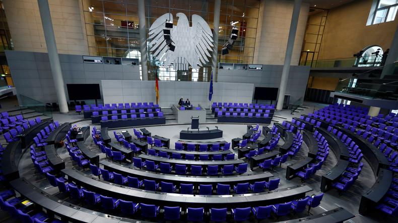 LIVE: 152. Sitzung des Bundestages - Rechtsterrorismus, Sicherung der Grenzen