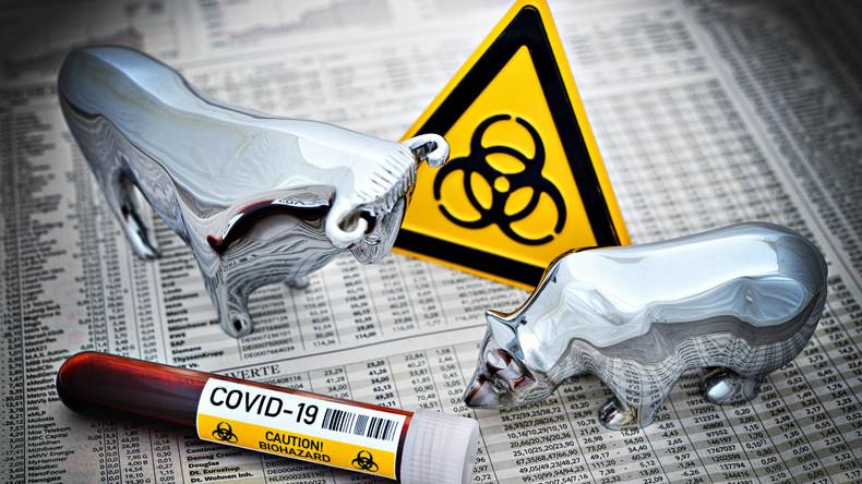 Globale Märkte im Sinkflug wegen Corona-Pandemie und US-Grenzschließung