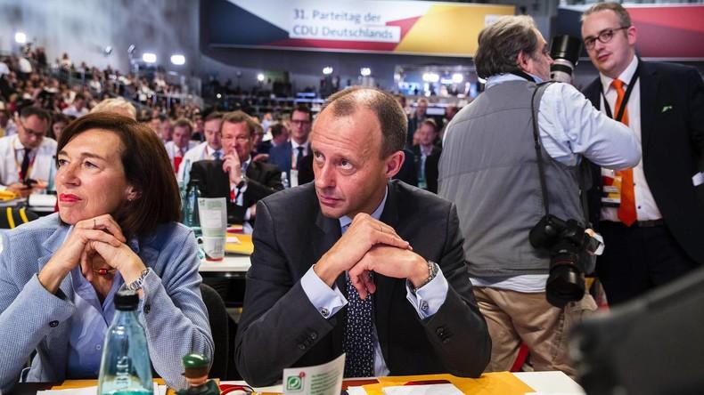 CDU verschiebt Parteitag wegen Corona-Krise – Neuer Termin steht noch nicht fest