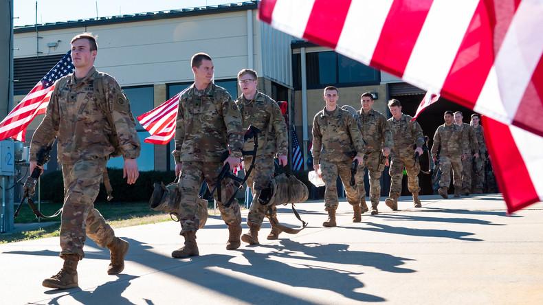 Irak: Zwei US-amerikanische und ein britischer Soldat bei Raketenangriff getötet (Video)