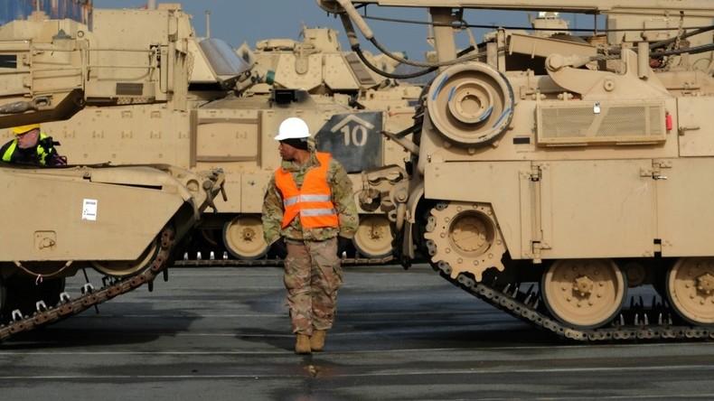Militärmanöver Defender Europe 2020 wird wegen Corona-Epidemie eingefroren