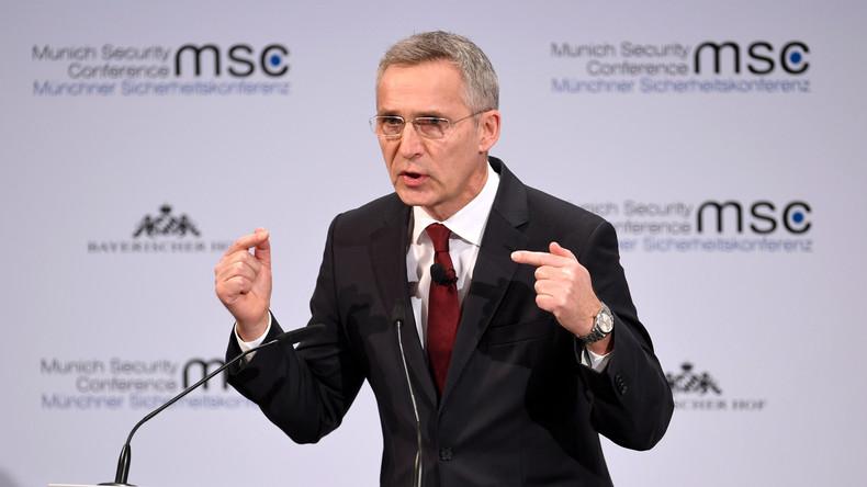 Der Generalsekretär und seine Adjutanten – Wie der SPIEGEL Jens Stoltenberg interviewt