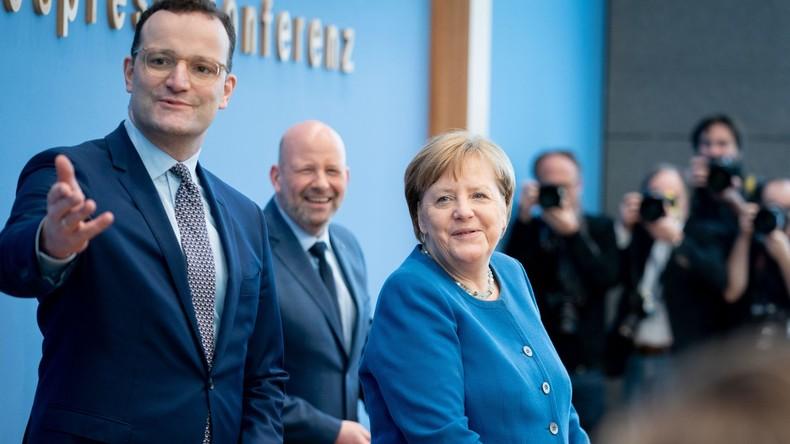 Das Versagen der Merkel-Regierung: Coronavirus und marktkonforme Seuchenbekämpfung