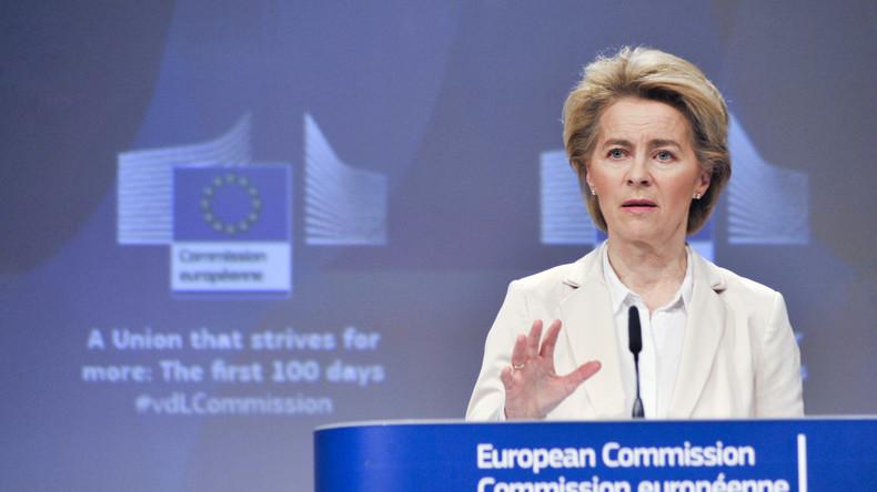 LIVE: Corona-Virus – EU-Kommissionspräsidentin von der Leyen gibt Pressekonferenz