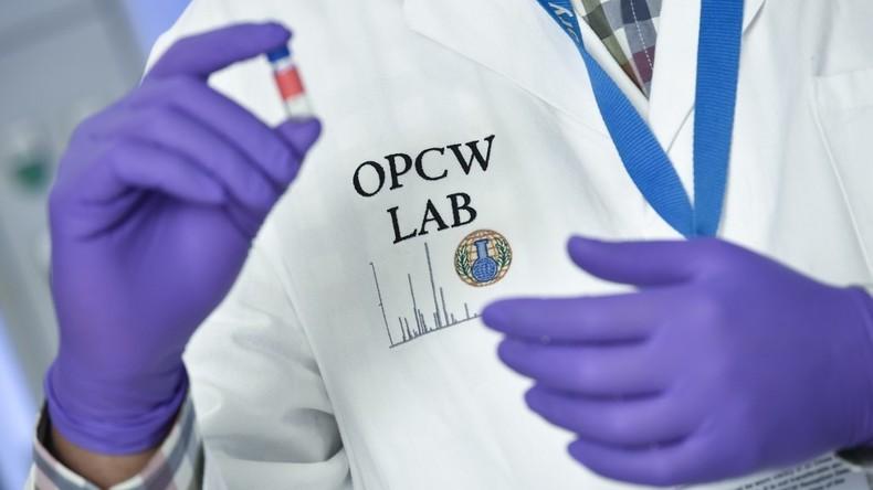 OPCW-Skandal: Vierter Whistleblower spricht zu Einschüchterungsversuchen