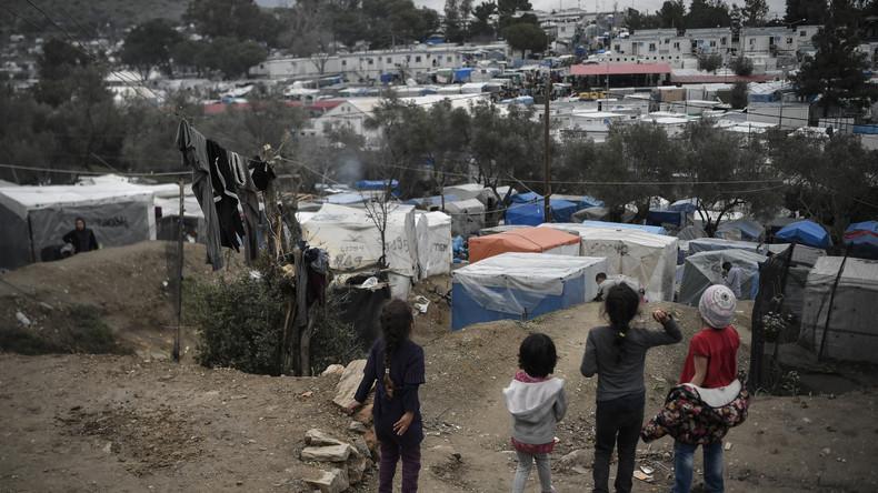 2.000 Euro für Heimkehr: EU will mit finanziellen Anreizen griechische Flüchtlingslager entlasten