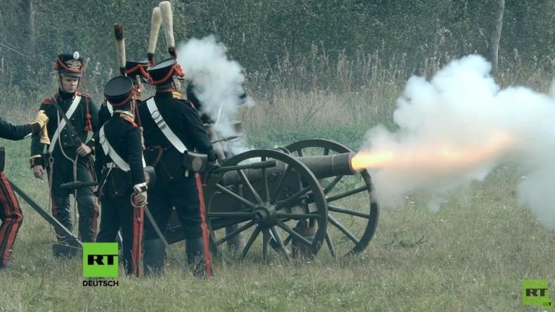 RT-Doku: Russisch-französische Jagd nach dem Leichnam eines Waffenbruders Napoleons