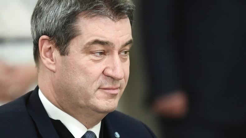 CSU-Chef Söder fordert bessere Einbindung der Bundeswehr bei Corona-Bekämpfung