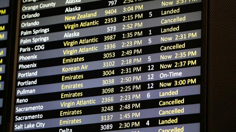 Coronavirus-Pandemie könnte Millionen von Arbeitsplätzen in der Reisebranche kosten