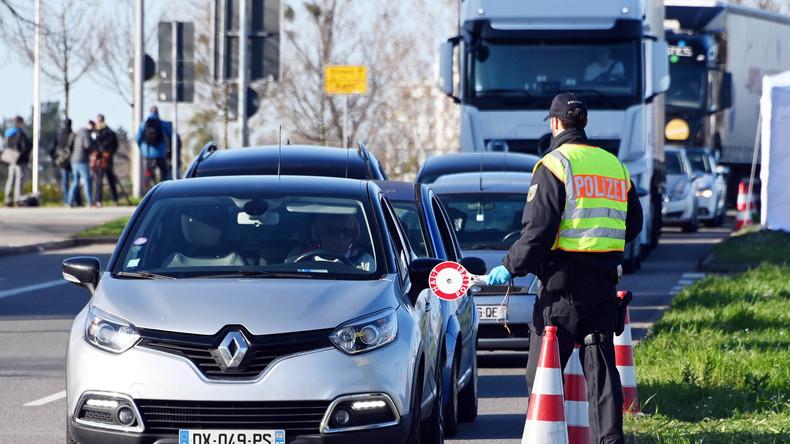 LIVE: Deutschland schließt wegen Corona-Krise die Grenzen