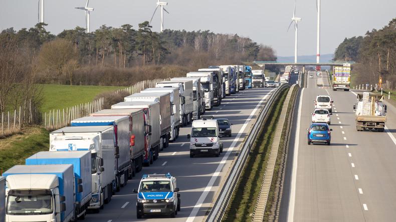 Bundesregierung schließt nicht aus, Maßnahmen wie in Österreich zu ergreifen