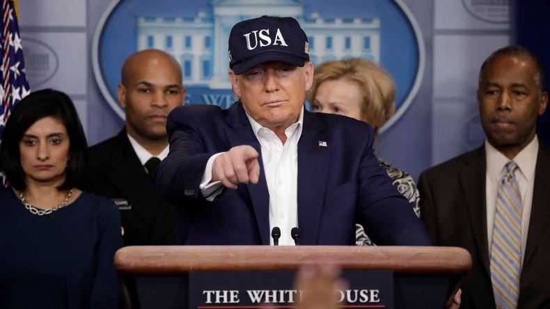 America First auch bei Pandemien: Donald Trumps Griff nach deutschem Impfstoff gegen Corona