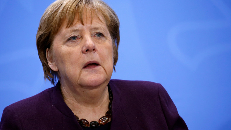 LIVE: Merkel hält Pressekonferenz zum Coronavirus