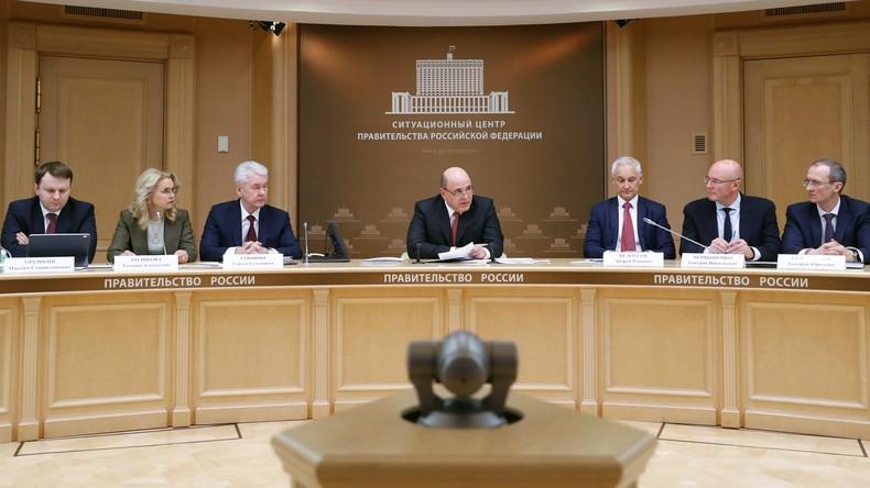 Russland schafft Krisenfonds in Höhe von 3,6 Milliarden Euro zur Wirtschaftsstabilisierung