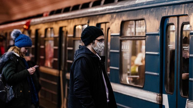 Aktuelle Pandemie-Lage in Russland: 114 Infektionen, Einreisesperren und Verbot von Massen-Events