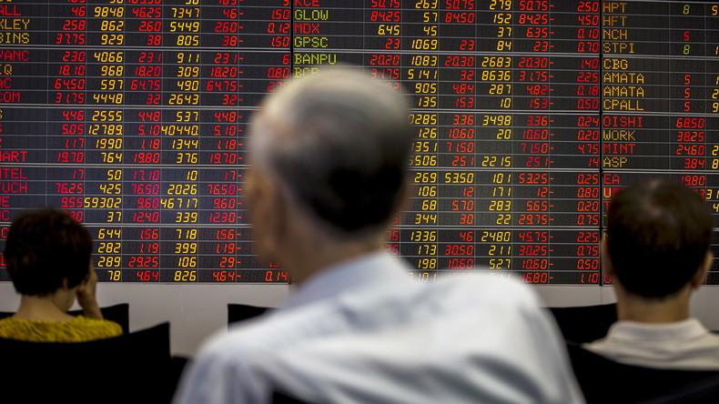 """Investor Jim Rogers: """"Wir steuern auf die schlimmste Finanzkrise unseres Lebens zu"""""""