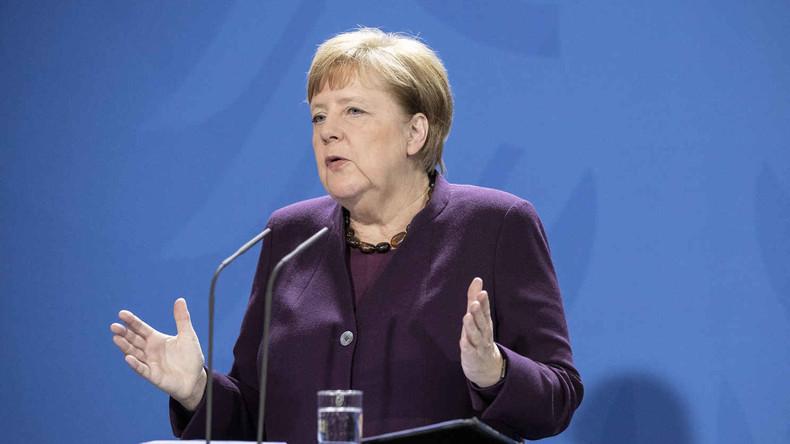 Pressekonferenz Live Merkel