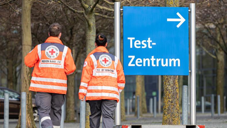 Deutschland: Bedrohungspotenzial durch das Coronavirus als 'hoch' eingeschätzt