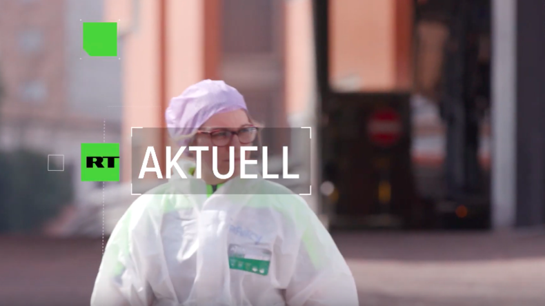 """Italienische Krankenschwester über Corona: """"Die Leute wissen nicht, was wirklich los ist"""""""
