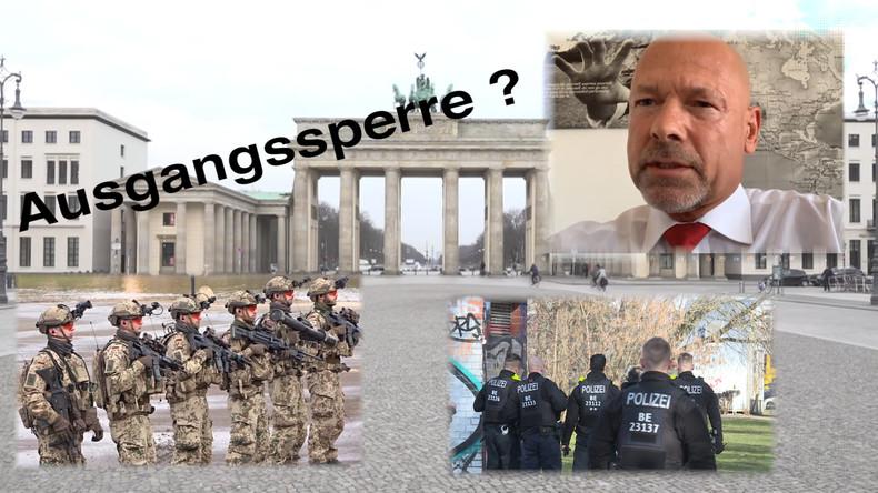 Michael Kuhr: Brauchen Ausgangssperre und Unterstützung der Bundeswehr