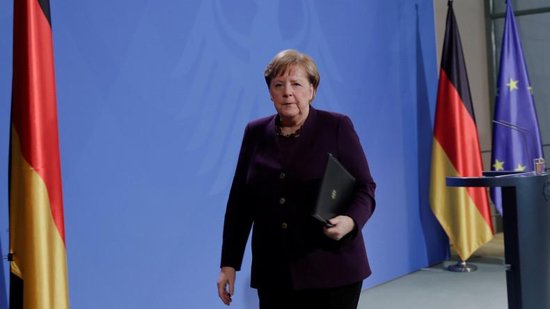 """Rede von Angela Merkel zur Corona-Krise: """"Wie viele geliebte Menschen werden wir verlieren?"""""""