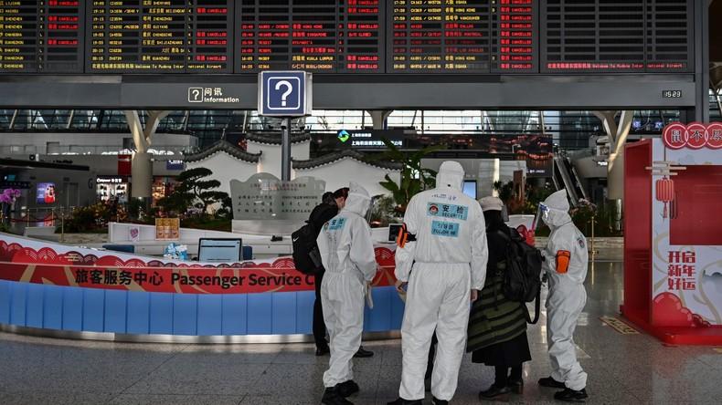 China - Wieder keine Neu-Corona-Infektionen im Inland