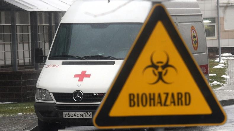 Moskau: COVID-19-Infizierte stirbt an Vorerkrankungen